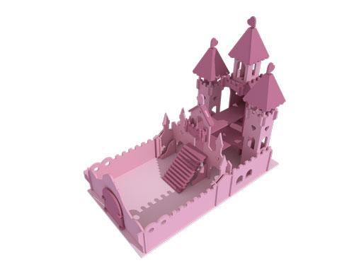 Cinderella Castle 4