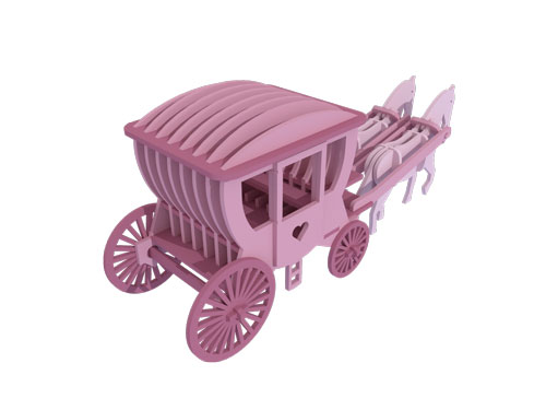 Fairy Tale Carriage 4