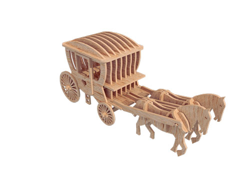 Fairy Tale Carriage 3