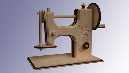 Toy Sewing Machine Littlenz Makecnc Com