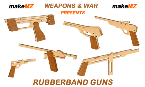 Rubberband Guns