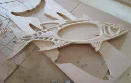 and makes carving letters much faster. Below is an example of a ...