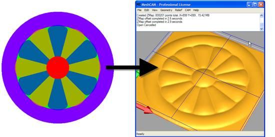 Makecnc com 3d puzzle DIY CNC downloadable projects and DXF