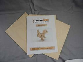 Makecnc com 3D Scroll Saw patterns tutorial page 1