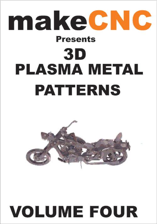 3D Metal Patterns Volume 4 (plasma)