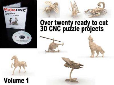 3d Puzzles Volume I