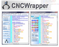 CNCwrapper 4th Axis Toolpath Software