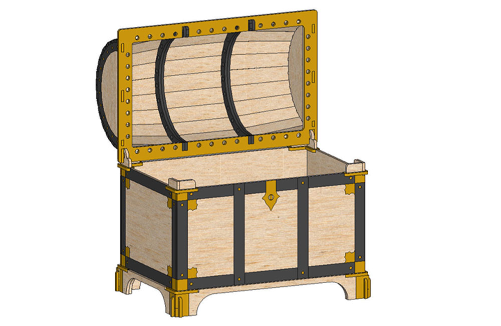 Ordinaire Barrel Lid Toy Box Discounts Applied To Prices At Checkout!