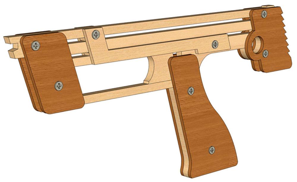 Bugsy Siegel (Rubberband Gun)