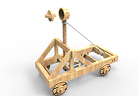 Make Catapult - Siege Weapon