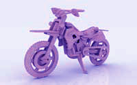 The Dirt Bike (plasma)