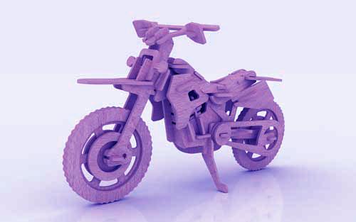 The Dirt Bike (plasma)