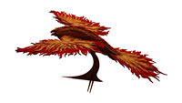Magnificent Firebird (Phoenix)