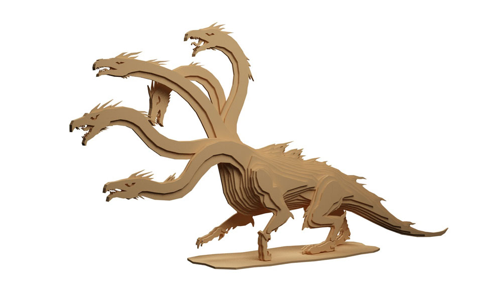 Lernaean the 5 headed hydra dragon discounts applied to prices at