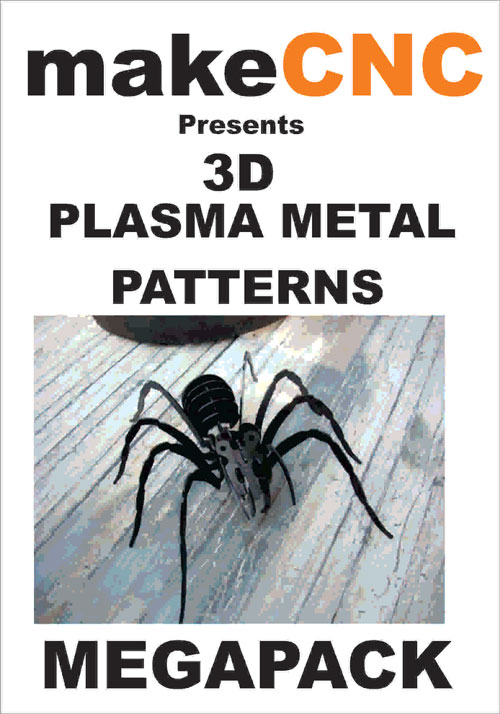 3d metal Patterns mega pack 1 (PLASMA)