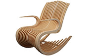 Fanny Rocker - Rocking Chair