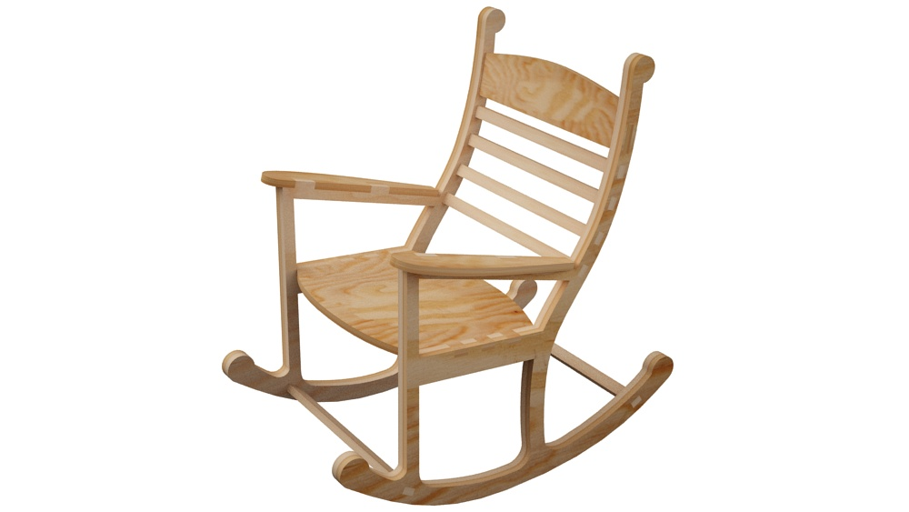 Cool Easy Rocker Rocking Chair Spiritservingveterans Wood Chair Design Ideas Spiritservingveteransorg