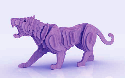 The Tiger Plasma Animals Plasma Makecnc Com