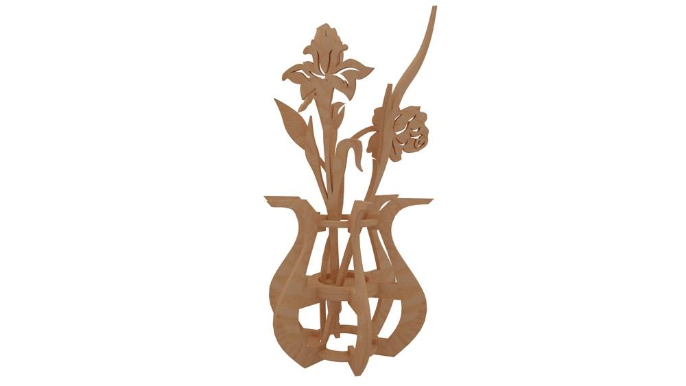 Daisy's Flower Vase