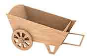 Garden Cart - Wheel Barrow