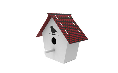 Robins Roost - Bird House