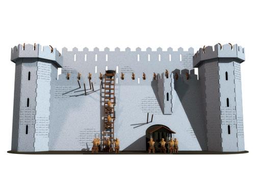 Castle Siege (Premium Model)