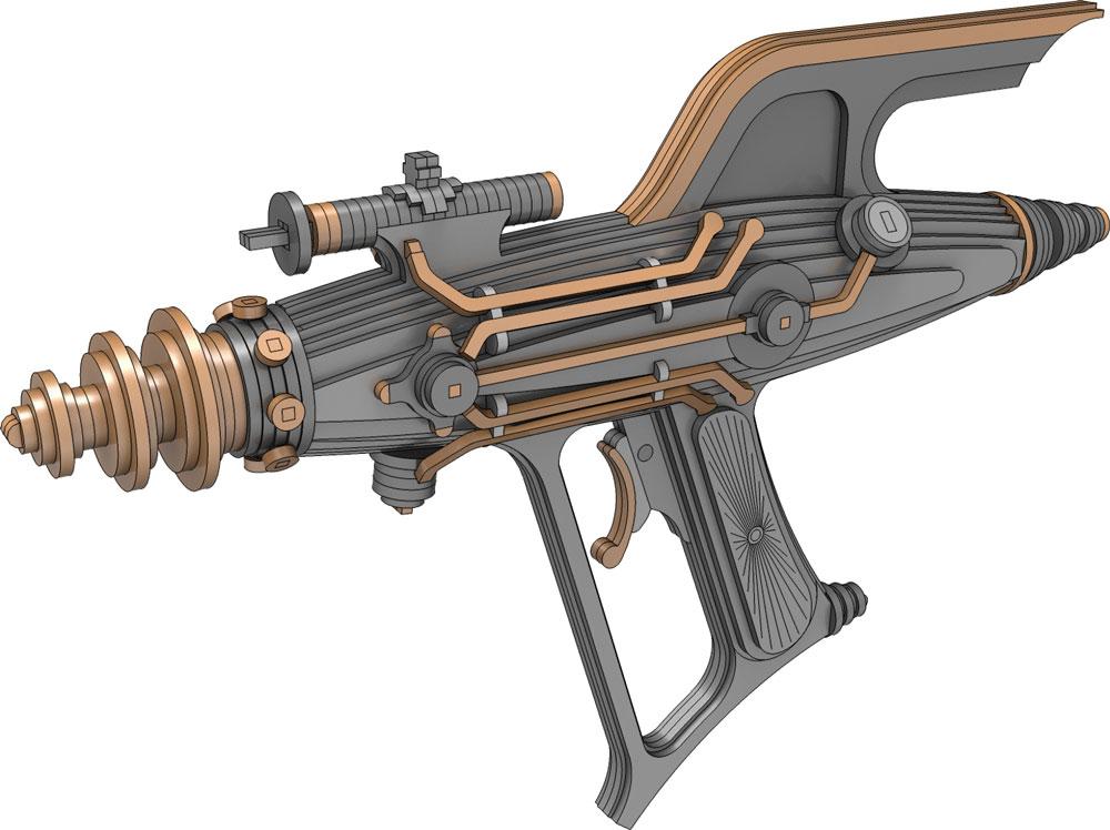 Chaotica Ray Gun