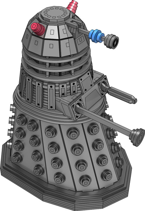 The Dalek - Dr Who