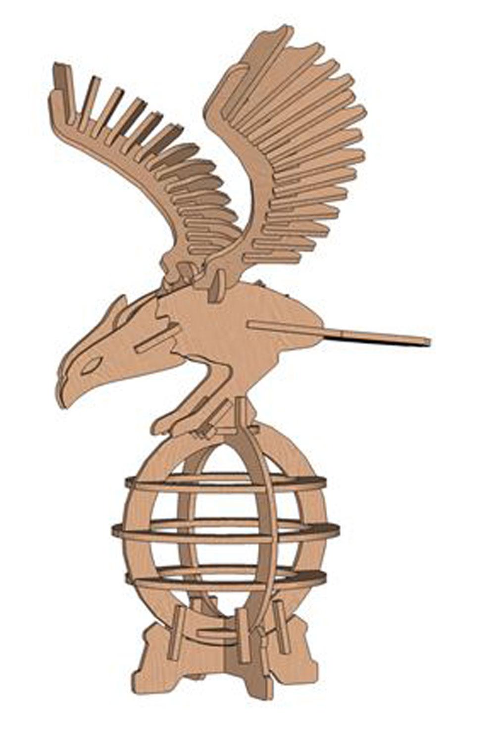 The Proud Eagle Birds Makecnc Com