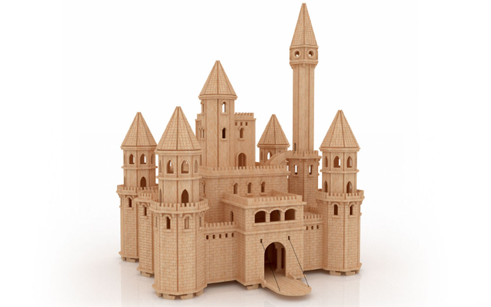 The Fairytale Castle Discounts Applied to Prices at Checkout!