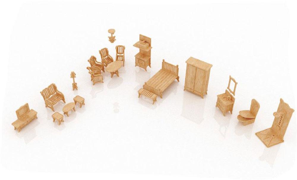 New Dollhouse Furniture Set Three. Zoom