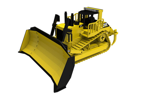 Caterpillar D11 Dozer - Heavy Machines NEW