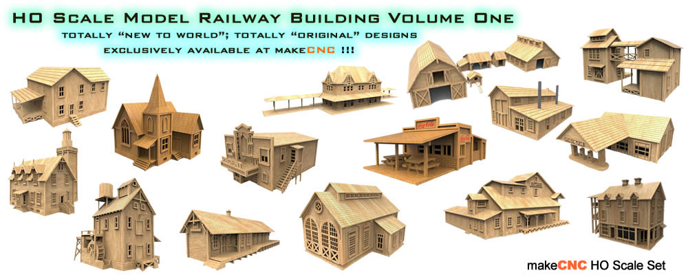 picture relating to Free Printable Ho Scale Buildings called HO Scale Railway Structures Total 1