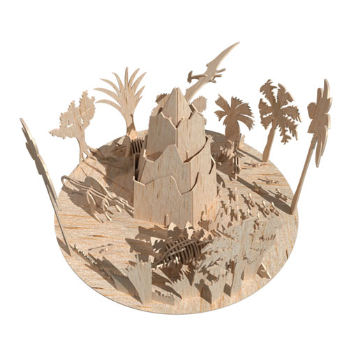 5 The Jurassic Hunt (Premium Model)
