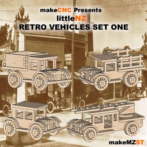 1 Littlenz Cars Amp Trucks Set 1 Makemzst Packs Makecnc Com
