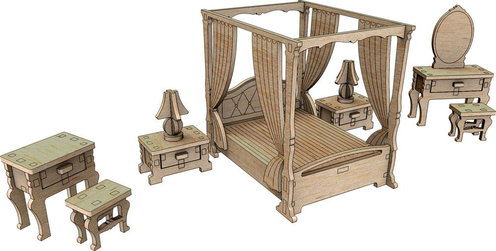 Little Princess Bedroom Suite Furniture Makecnc Com