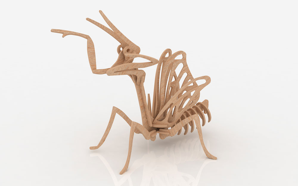 The Praying Mantis Discounts Applied to Prices at Checkout!