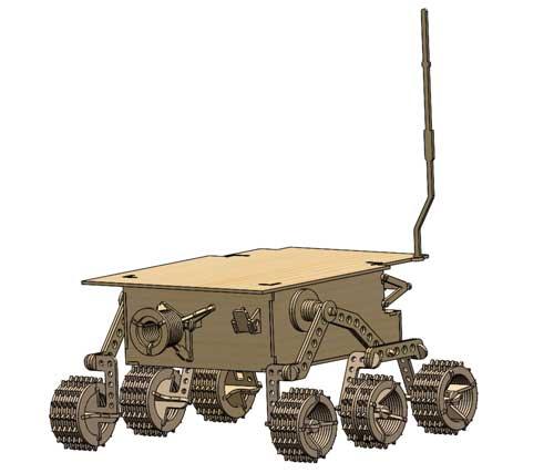 mars rover cost breakdown - photo #30