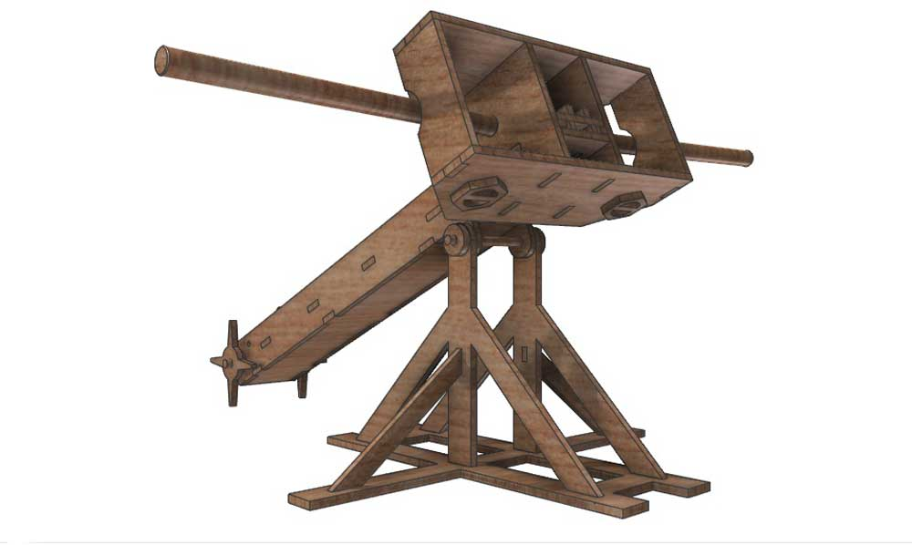 siege weapons in the renaissance era The era commonly known as early modern warfare began during the middle of the fifteenth century and lasted until the end of the eighteenth century the widespread use of gunpowder along with the weapons designed to use it, changed the methods of warfare dramatically.