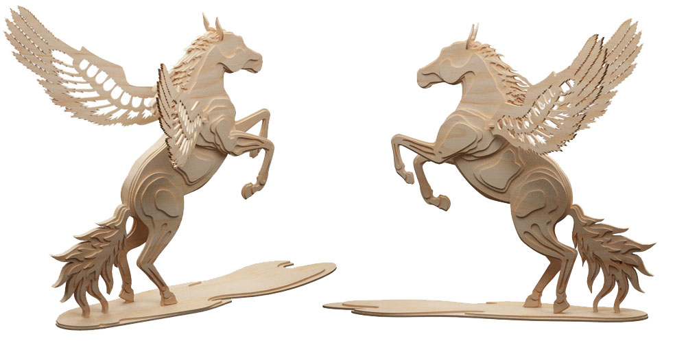 Magical Pegasus (Flying Horse) Discounts Applied to Prices at Checkout ...