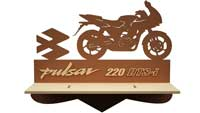 Pulsar Bike Shelf