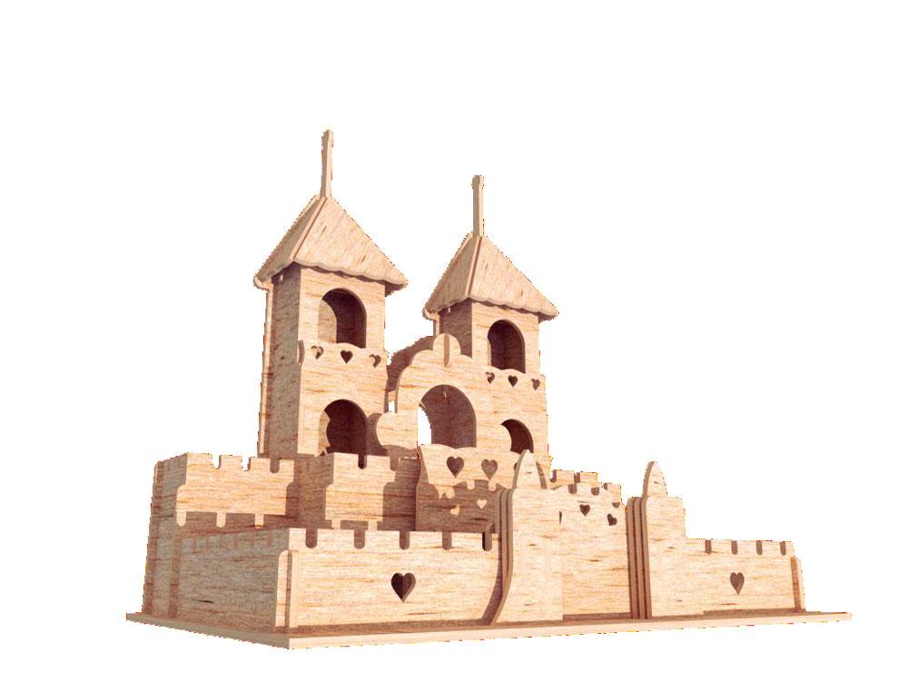 Snow White Castle Little Princess Series Castles
