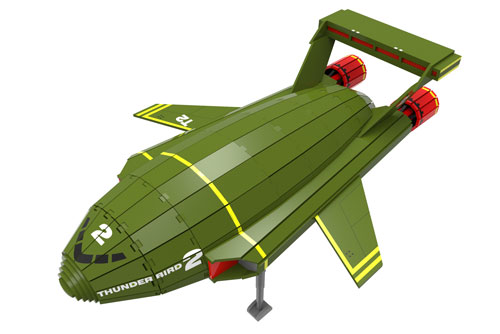 Thunderbird 2 - Heavy Duty Pod Transporter