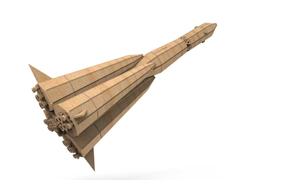 vostok rocket model - photo #36
